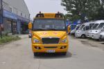 东风EQ6580ST系列正车头图片