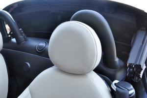 MINI ROADSTER驾驶员头枕图片