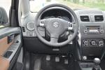 天语SX4两厢              方向盘