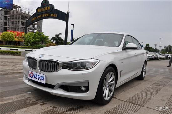创新BMW 3系GT  新车到店接受预订
