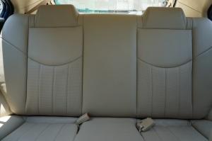 福美来VS后排座椅图片