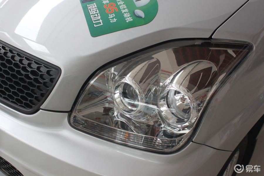 【北斗星2012款1.4l e  vvt 手动 进取型大灯汽车图片