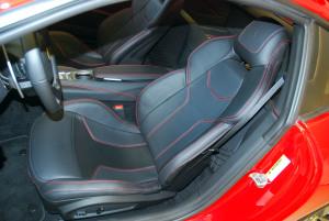 法拉利F12 berlinetta 驾驶员座椅