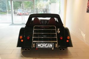 摩根plus 8 外观