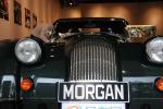 摩根plus 8 摩根plus 8外观-运动绿色