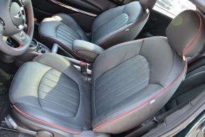 MINI PACEMAN JCW驾驶员座椅图片