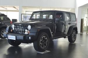 Jeep 牧马人 2013款 3.6L 自动 四门Rubicon十周年限量版