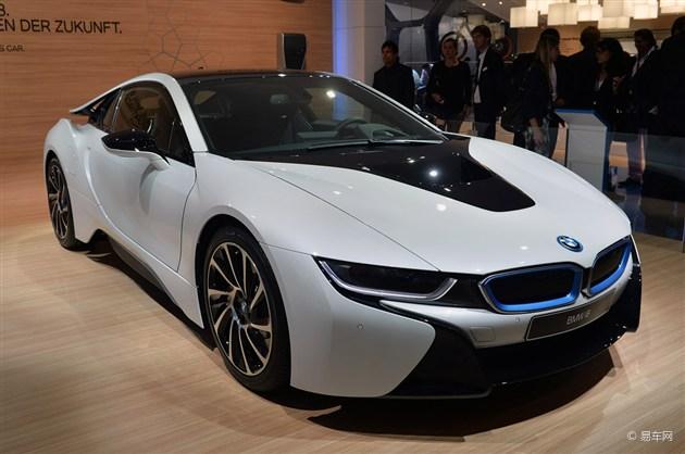 宝马i8海外售价公布 约合98万元起售