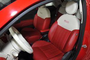 菲亚特500驾驶员座椅图片