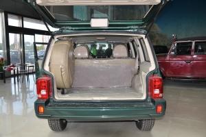 北汽骑士行李箱空间图片