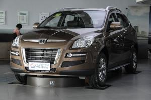 纳智捷 新大7 SUV 2013款 2.2T 自动 四驱 旗舰型 锋芒限量版