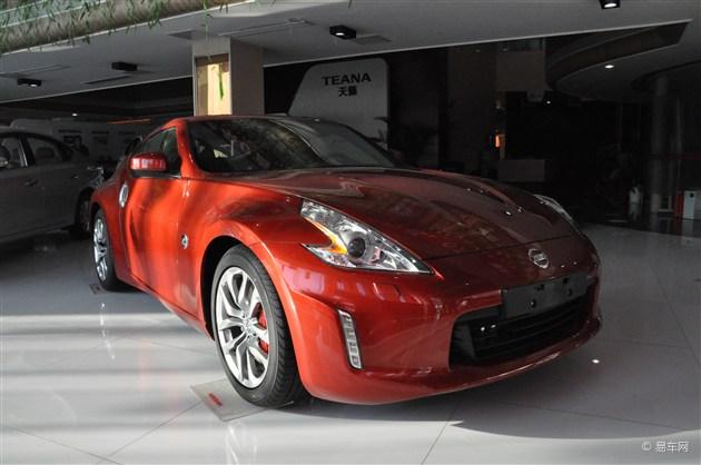 东风日产2014款370Z  易车网到店实拍