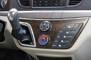 长安尊行 中控台空调控制键