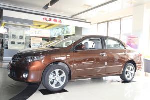 丰田 卡罗拉 2013款 1.8L CVT GL-i至酷特装版