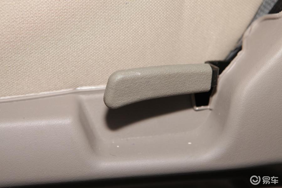 【北斗星2012款1.4L VVT 手动 全能版 豪华型座椅调节键汽车图片-汽高清图片