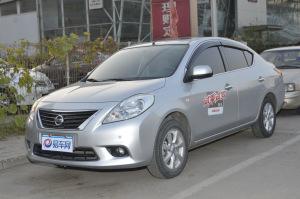 日产 阳光 2011款 1.5L CVT XE舒适版