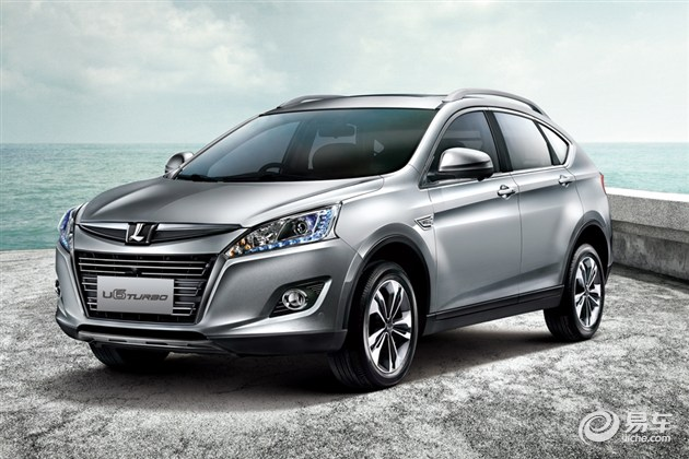 纳智捷U6 TURBO定名优6 SUV 北京车展发布