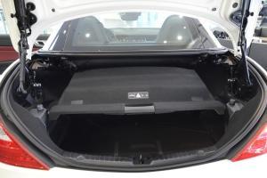 进口奔驰SLK级 行李箱空间