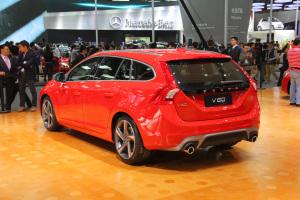 V60沃尔沃V60 r design