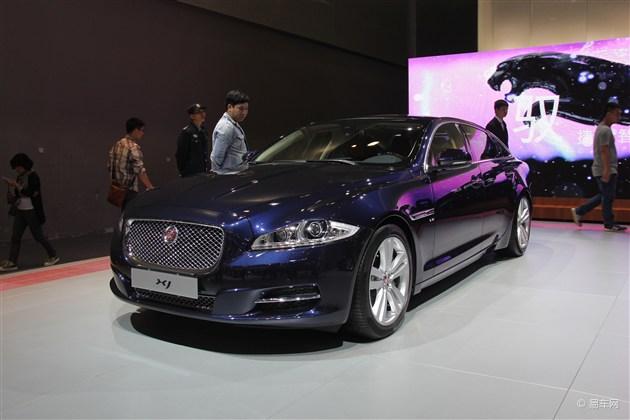 新款捷豹XJ广州车展上市 售价89.80万元起