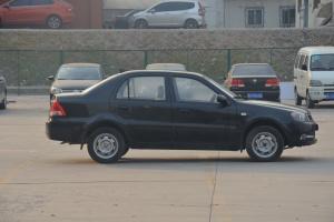 吉利SC3                正侧(车头向右)