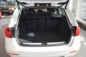 进口宝马3系旅行轿车 行李箱空间
