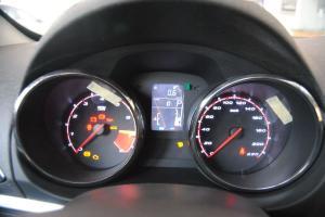 MG 5仪表盘背光显示图片