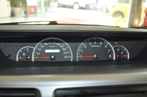 长城V80仪表 图片