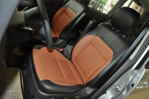 长城V80驾驶员座椅图片