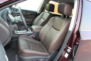英菲尼迪JX35(QX60)驾驶员座椅图片