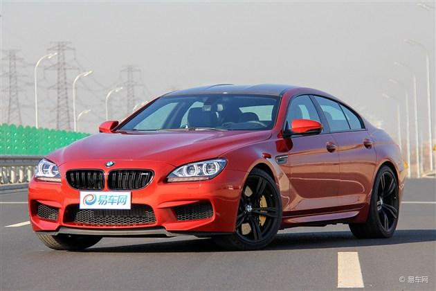 宝马马年限量版M5/M6上市 197.8万元起售