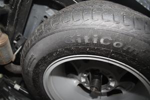 广汽吉奥奥轩GX5 备胎品牌