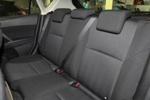 马自达3星骋两厢后排座椅图片