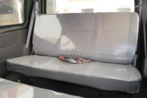 东风小康V07S后排座椅图片