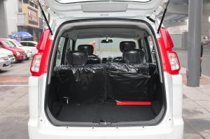 北斗星X5行李箱空间图片