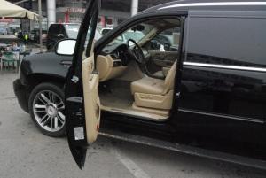 凯迪拉克总统一号(进口)前排空间图片