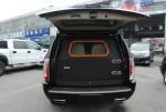 凯迪拉克总统一号(进口)行李厢开口范围图片