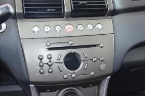 莲花L3 GT 中控台音响控制键