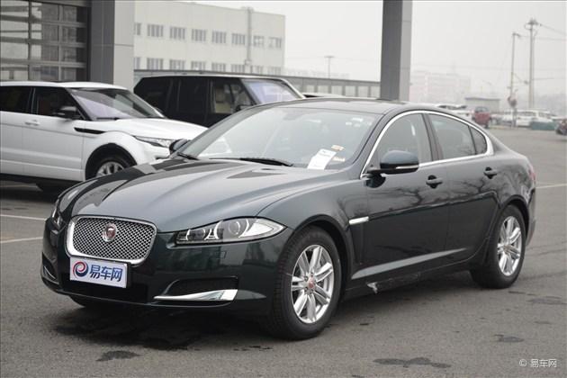进口捷豹XF最高直降15万元 现车销售