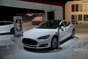 MODEL STESLA Model S图片