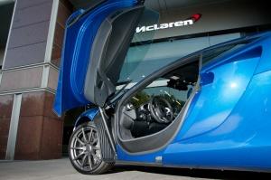 迈凯伦12C12C空间-蓝色图片