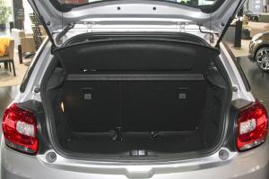 DS 3(进口)行李箱空间图片