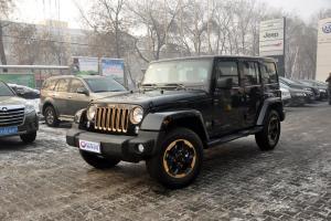 Jeep 牧马人 2014款 3.6L 自动 龙腾典藏版