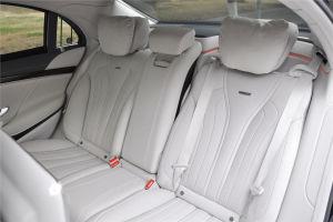 AMG S级后排座椅图片