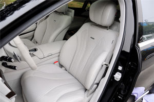 AMG S级驾驶员座椅图片