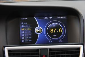 V6菱仕中控台音响控制键