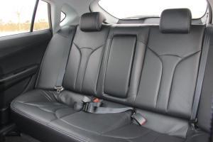 V6菱仕后排座椅