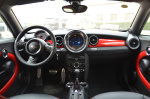 MINI COUPE JCW 内饰