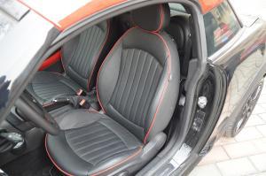 MINI COUPE JCW驾驶员座椅图片