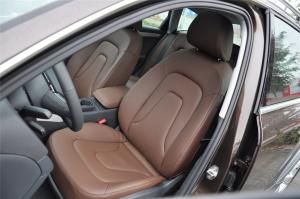 奥迪A4(进口)驾驶员座椅图片